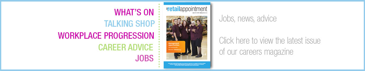 The June Issue of the Retail Appointment magazine is now online!