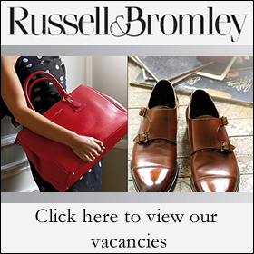 Retail jobs with Russell & Bromley