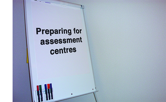 Preparing for assessment centres