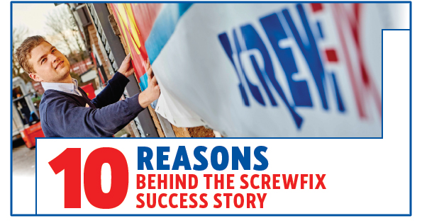 Screwfix careers