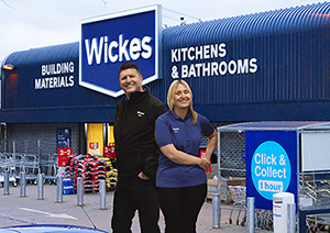 Wickes Editorial