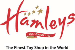 Find out more about Hamleys