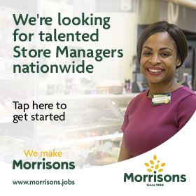 Retail jobs with Morrisons