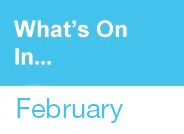What's On Feb