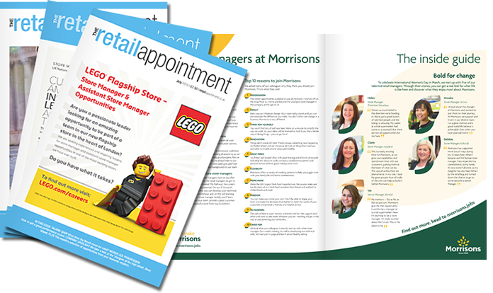 The Retail Appointment Magazine
